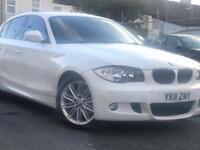 2011 ( 11 ) BMW 118 M SPORT AUTOMATIC 1995cc DIESEL*LOW MILES* ( BHP 140 ) HPI CLEAR*