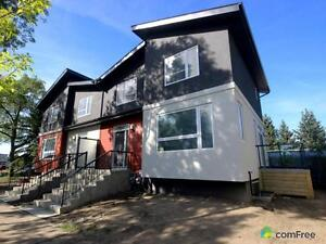 $529,000 - Price Taxes Not Included - Semi-detached in Ritchie