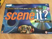 Scene It Board Game