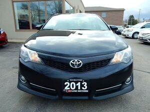 2013 Toyota Camry SE | NAVIGATION | ONE OWNER | ACCIDENT FREE Kitchener / Waterloo Kitchener Area image 2