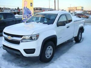 2015 CHEVROLET COLORADO 2WD EXTENDED CAB