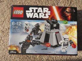 LEGO STAR WARS - BRAND NEW