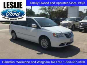 2015 Chrysler Town & Country Limited | FWD | Accident Free | Rem