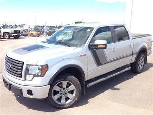 2012 Ford F-150 Crew FX4 with Graphics PACKAGE
