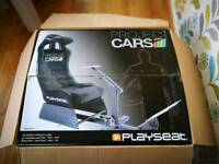 Playseat Project CARS Gaming Chair Compatible with PlayStation, Xbox and All Consoles