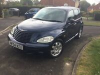 PT Cruiser 04 plate very low mileage
