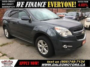 2011 Chevrolet Equinox 1LT 1 OWNER ALL-WHEEL DRIVE