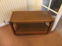 Classic Teas Made - Trolley Table - Free to Good Home
