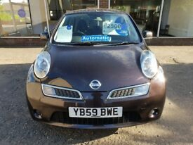 **** AUTOMATIC NISSAN MICRA ****