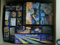 Massive Mint Boxed STAR TREK Toy Collection
