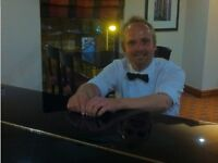 Piano lessons for adults- all styles, beginners welcome