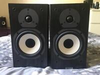 Tannoy mx2 speakers