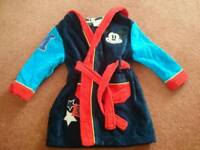 Disney dressing gown up to 98cm