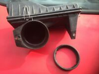 Escort rs turbo standard airbox with original seal and k&n filter