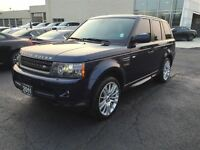 2011 Land Rover Range Rover Sport HSE LUXURY! FLAWLESS TRADE IN!