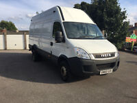 IVECO DAILY 65C17 VAN **CHEAP** LWB HI ROOF JUMBO** NOT SPRINTER CRAFTER TOYOTA