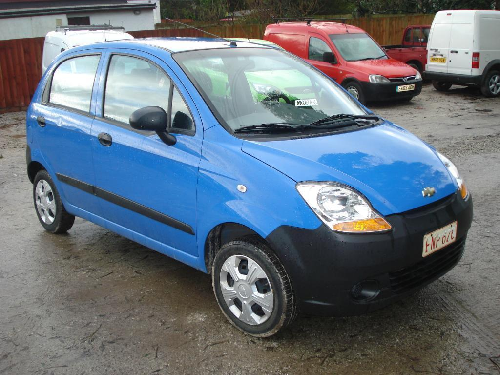 chevrolet matiz se 2009 belgium reg left hand drive 800cc petrol 55 000 kms drives well very. Black Bedroom Furniture Sets. Home Design Ideas