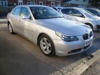 BMW 525D SE AUTO 4 DOOR SALOON