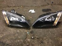 Ford Focus headlights
