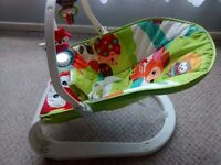 Fischer Price Baby Bouncer - Excellent condition