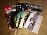 Mercedes Benz Magazines and Brochures