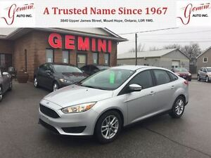 2016 Ford Focus SE Auto Heated Seats and Steering Wheel