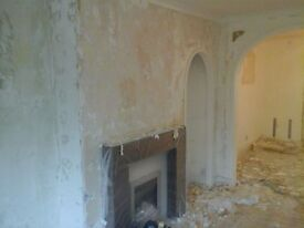 Plastering Decorating