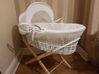 *Brand New* Moses Basket