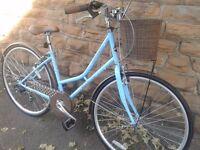 NEW Elswick Canterbury 28 Inch Heritage Hybrid Bike - Ladies RRP £369