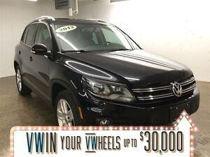 2013 Volkswagen Tiguan | Comfortline