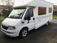 Motorhome Fiat Ducato 2004 CI P15 Carioca - Must see immaculate condition