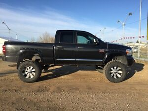 2008 Dodge Ram 3500 4WD  LIFTED DIESEL