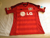Original Son #7 Bayer Leverkusen shirt