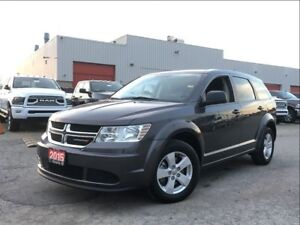 2015 Dodge Journey CANADIAN VALUE PACKAGE**PUSH START**ALLOY WHE