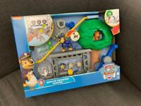 Brand new paw patrol rescue training centre.