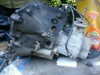 Gearbox Peugeot 206 2.0 HDi 2001