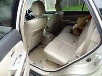LEXUS RX400H SE-L AUTO HYBRID 4X4 JEEP RX 400H NOT RX 300 NX 300H NISSAN QASHQAI BMW X5 MERCEDES ML