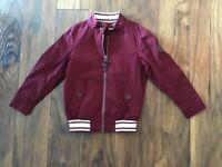 New TU boys jacket - age 3-4