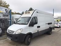 IVECO DAILY 65C18 XXLWB, 3.0HPI, 2008REG, FRIDGE/FREEZER FOR SALE