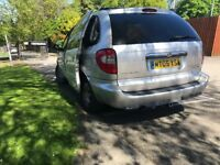 Chrysler Grand Voyager 7 Seater Leather 2.8 LTD XS 2005 Alloy Wheel Automatic Stow & Go