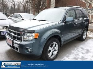 2010 Ford Escape LEATHER / SUNROOF