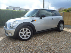 Mini One 1.4L petrol only 77k miles and full service history