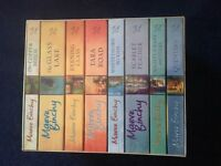 A Box set of 8 books by Maeve Binchy