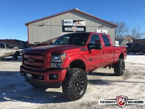 2015 Ford F-350 POWERSTROKE LARIAT R/C LIFT WHEEL TIRE PKG