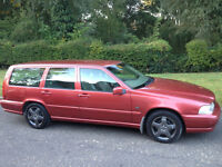 VOLVO V70 AUTOMATIC ESTATE-1 LADY OWNER SINCE 2004-MOT JULY 2017-FULL SERVICE HISTORY-WE CAN DELIVER