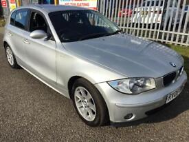 2006 BMW 116i 1 Series Supplied with 1 Year MOT! Great Condition Throughout! Cheap 1 Series!