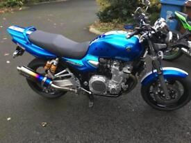 2008 Yamaha XJR 1300
