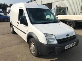Ford transit connect t230 lx 1.8 tdci, Direct from the broads authority, Ready for work.