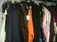 Joblot clothes for resale New tagged and used RRP over £2500 95 items in total BARGAIN
