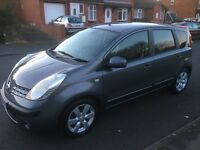 Nissan Note Sve DCI 1.5 Diesel Great Condition